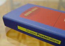 Poste Italiane – scatola  e pennetta Usb